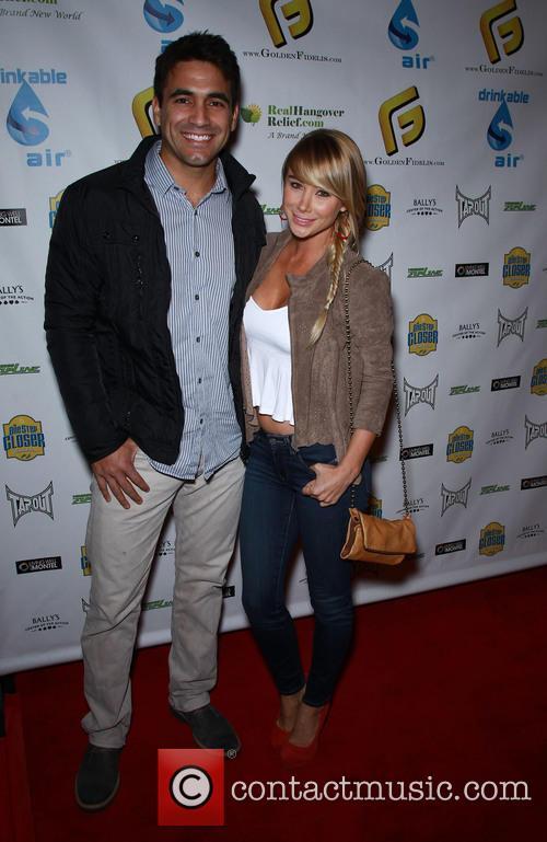 Roberto Martinez and Sara Jean Underwood 2
