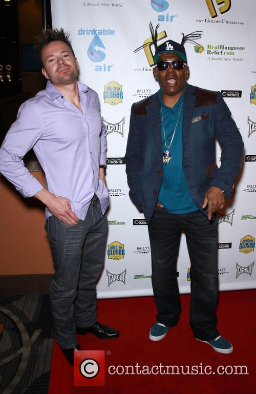 Wade Martain and Coolio 1