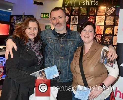Ger O'donoghue, Tommy Tiernan and Debbie Fox 1
