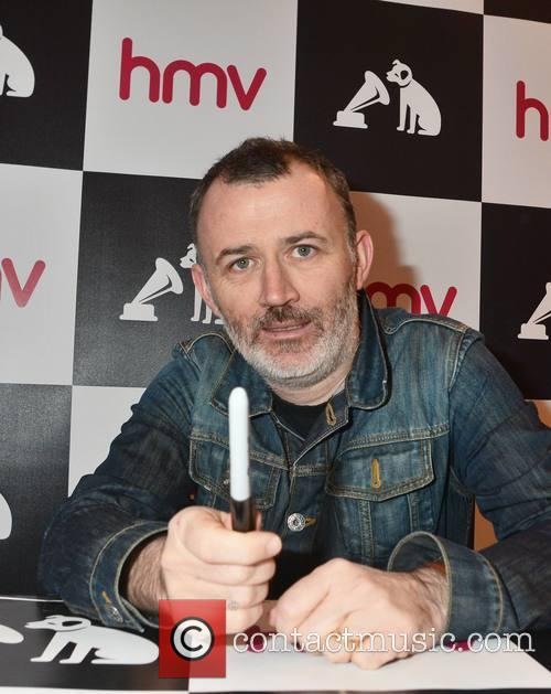 Tommy Tiernan signs his new DVD