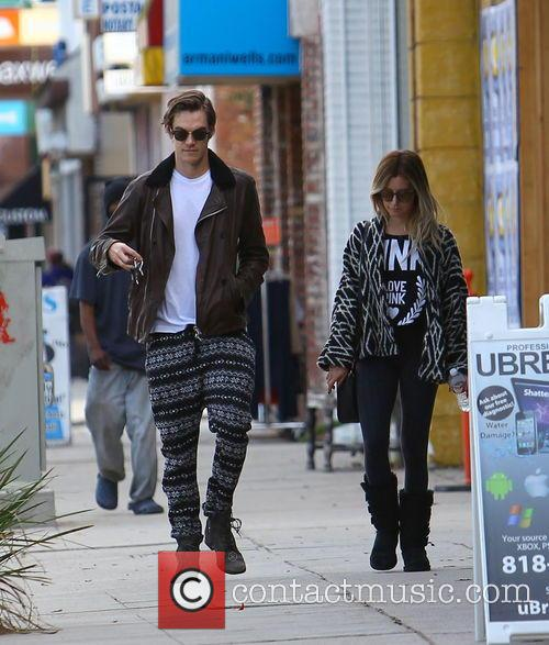 Ashley Tisdale and Christopher French 2