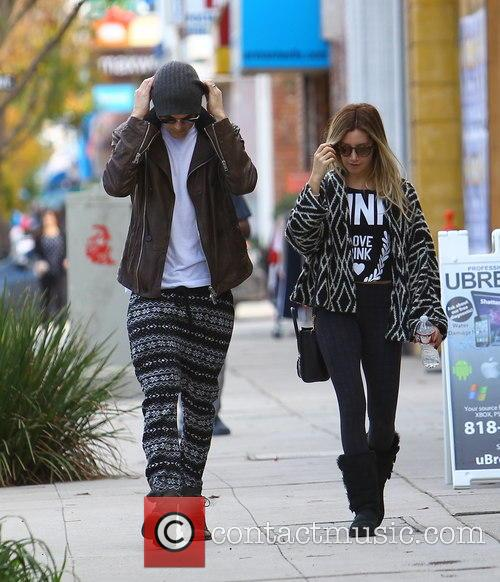 Ashley Tisdale and Christopher French 11