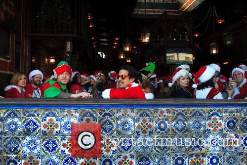 Atmosphere and Santa 8