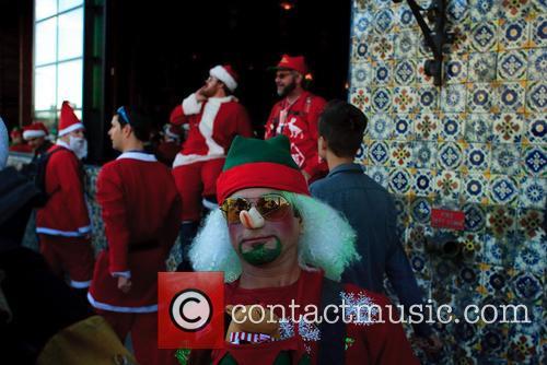 Atmosphere and Santa 9