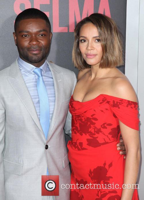 David Oyelowo and Carmen Ejogo 5