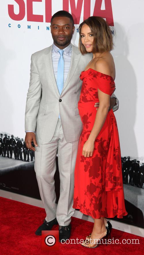 David Oyelowo and Carmen Ejogo 6