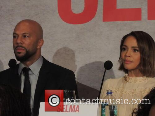 Common and Carmen Ejogo 2