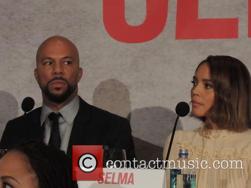 Common and Carmen Ejogo 1