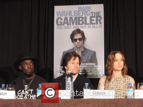 Brie Larson, Mark Wahlberg and Michael K. Williams 4