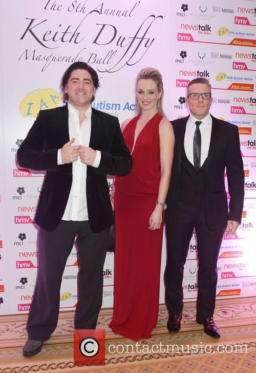 Brian Kennedy, Siobhan Byrne and Paul Byrne 4