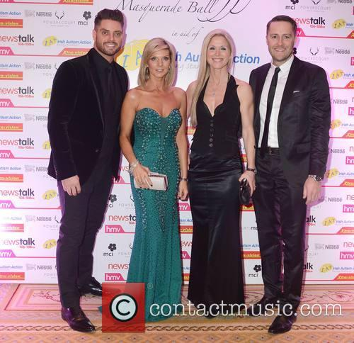 Keith Duffy, Lisa Duffy, Mairead Barry and Keith Barry 6