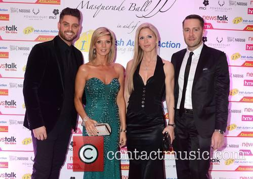 Keith Duffy, Lisa Duffy, Mairead Barry and Keith Barry 7