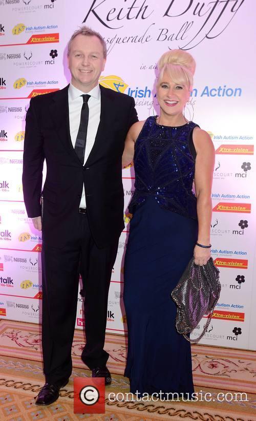 Matt Cooper and Aileen Cooper