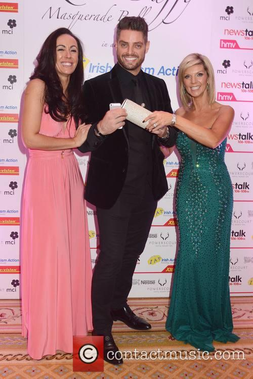 Tiffany Mulroy, Keith Duffy and Lisa Duffy 3