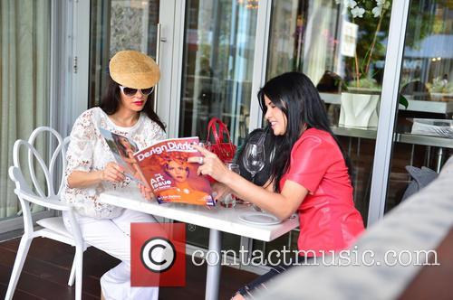 Adriana De Moura and Pilar Tarrau 5