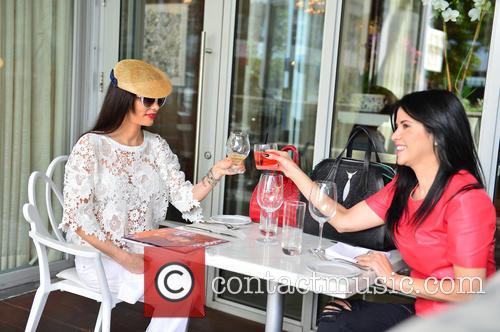 Adriana De Moura and Pilar Tarrau 9
