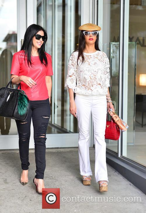 Pilar Tarrau and Adriana De Moura 1