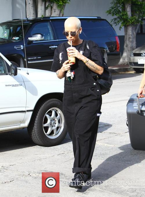 Amber Rose and West Hollywood 9