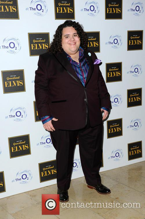 Elvis at the O2 opening night - Arrivals