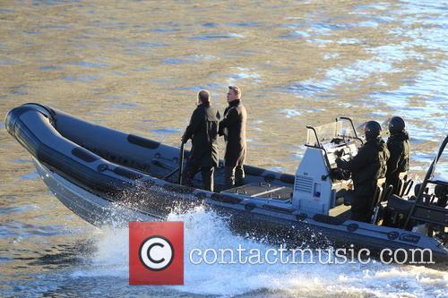 Daniel Craig and Rory Kinnear 2