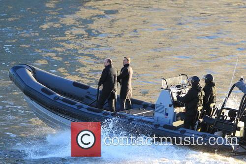 Daniel Craig and Rory Kinnear 4