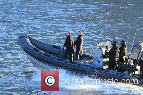 Daniel Craig and Rory Kinnear 5