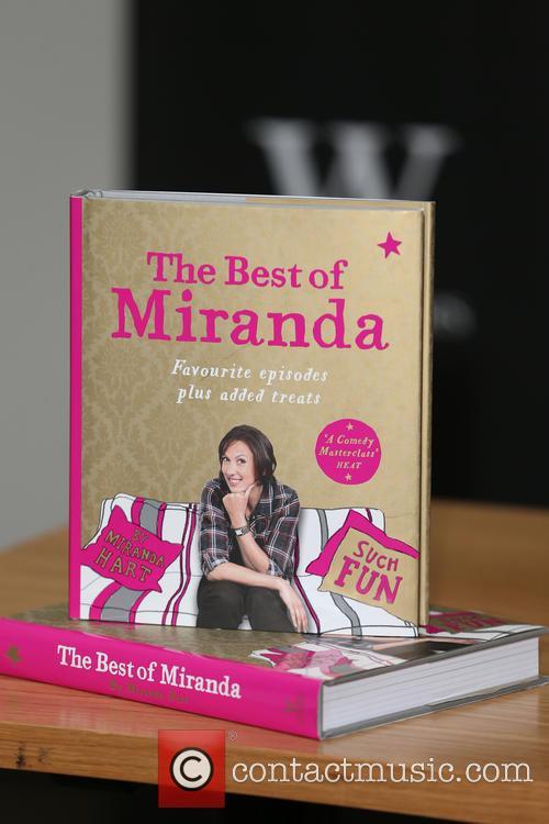 Miranda Hart Photocall