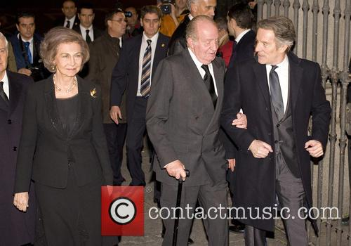 Alfonso Diez, King Juan Carlos and Queen Sofia 4