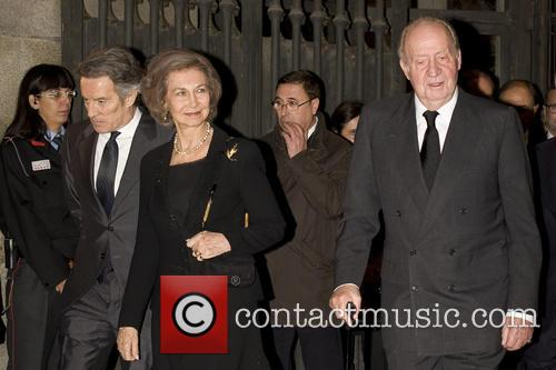 Alfonso Diez, King Juan Carlos and Queen Sofia 5