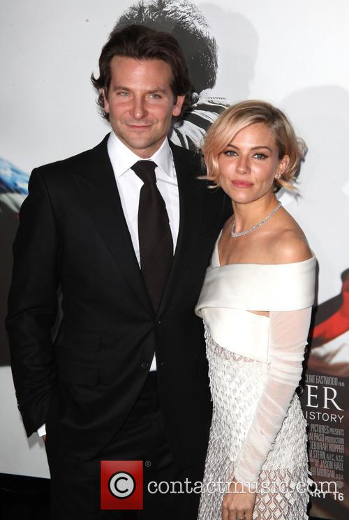 Bradley Cooper and Sienna Miller 2
