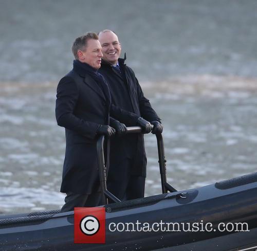 Daniel Craig and Rory Kinnear 8