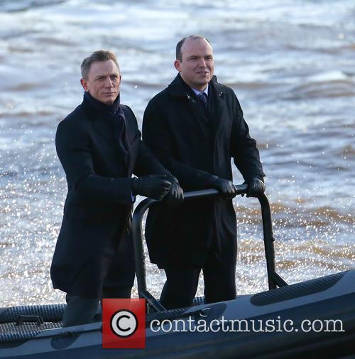 Daniel Craig and Rory Kinnear 11