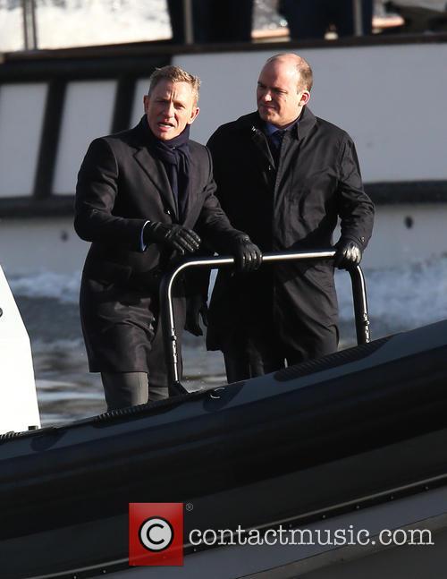 Daniel Craig and Rory Kinnear 1