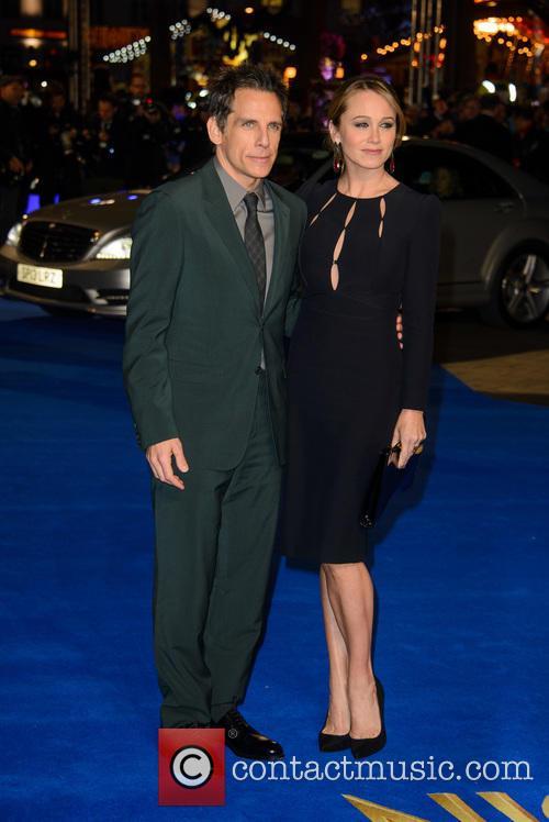Ben Stiller and Christine Taylor 9