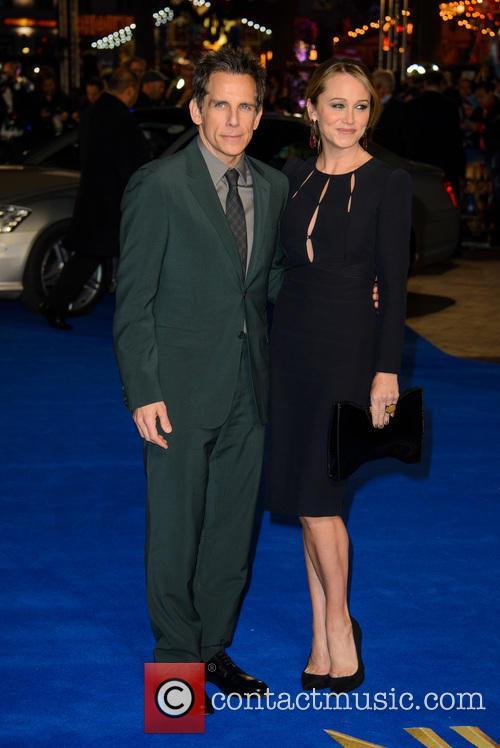 Ben Stiller and Christine Taylor 10