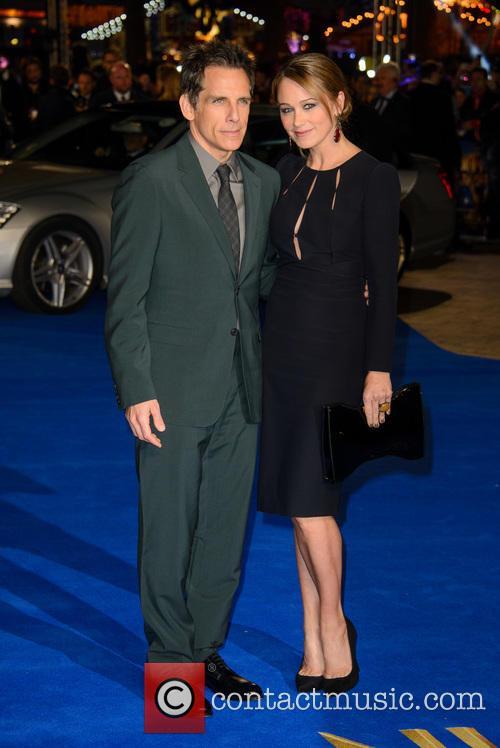Ben Stiller and Christine Taylor 11