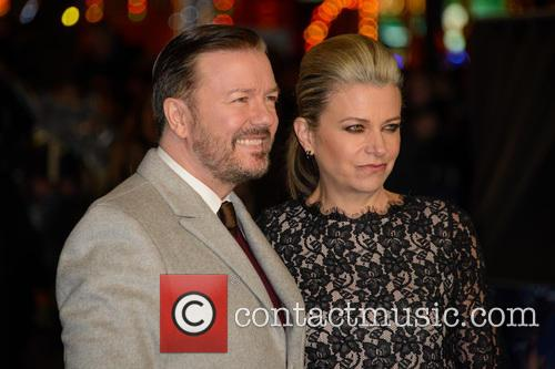 Ricky Gervais and Jane Fallon 10