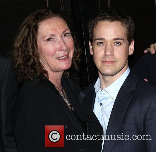Brenda Wehle and T.r. Knight 2