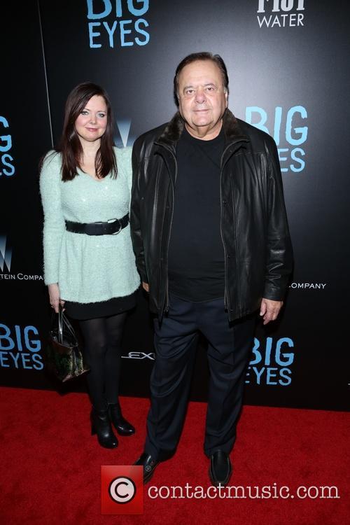 Paul Sorvino and Denessa 'dee Dee' Benkie 2