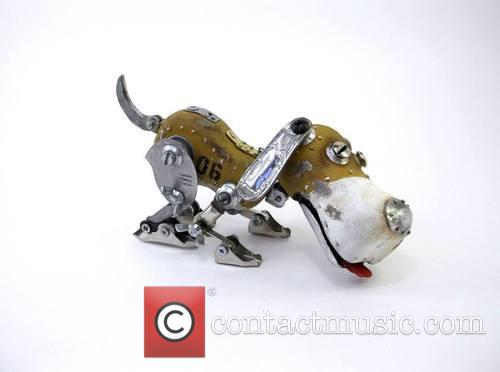 Insect, Animal Art Made From and Recycled Components 8