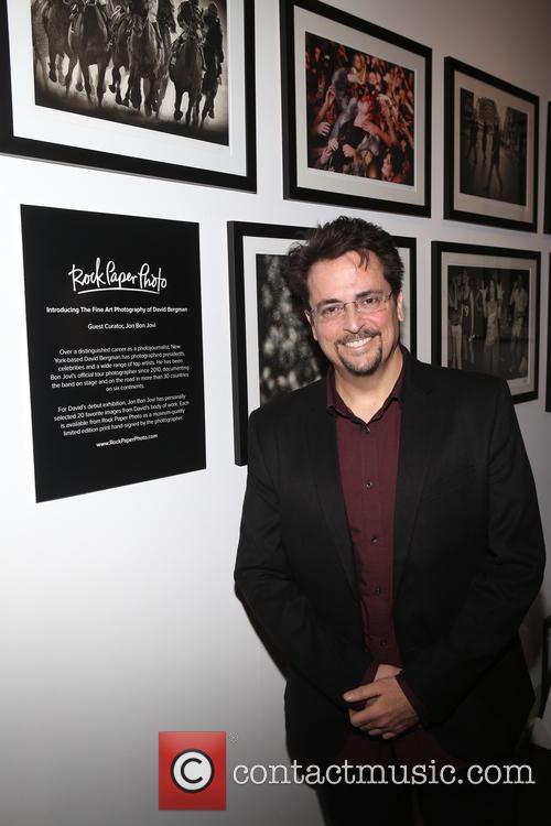 David Bergman opens up photographic exhibition