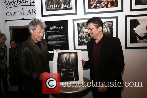 Jon Bon Jovi and David Bergman 4