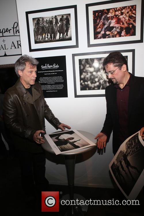 Jon Bon Jovi and David Bergman 6