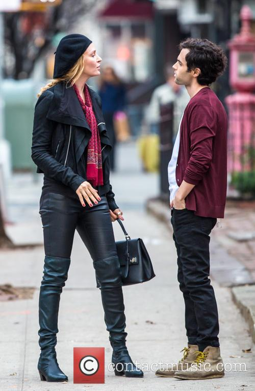 penn badgley dating history Soon after they were photographed kissing in cancun and began publicly dating blake lively dating history prev 4 of 5 next 4 blake lively dated penn badgley.