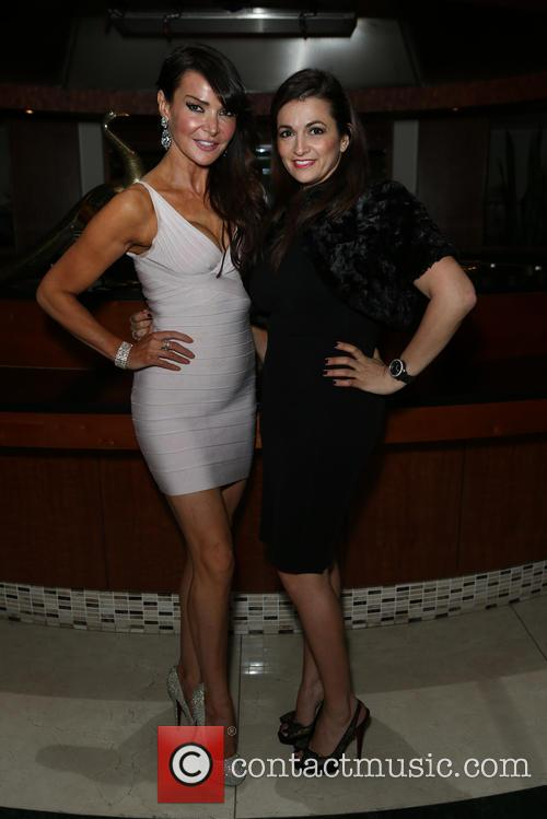 Lizzie Cundy and Manal Morrar 3