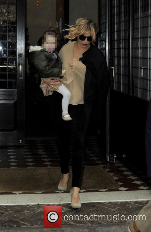 Sienna Miller and Marlowe Sturridge 2