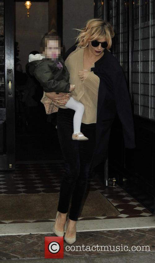 Sienna Miller and Marlowe Sturridge 5