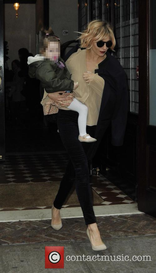 Sienna Miller and Marlowe Sturridge 7