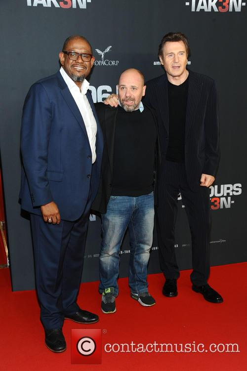 World premiere of '96 hours - Taken 3'