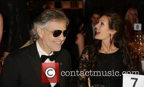 Andrea Bocelli and Veronica Berti 1